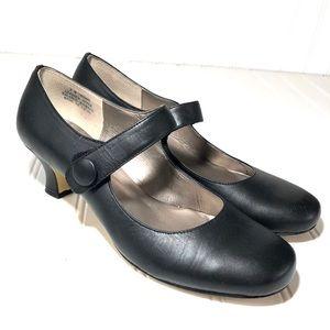 Array Mary Jane Heels Black 8